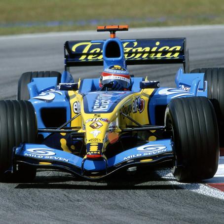 Renault R25, finisce l'era di Maranello