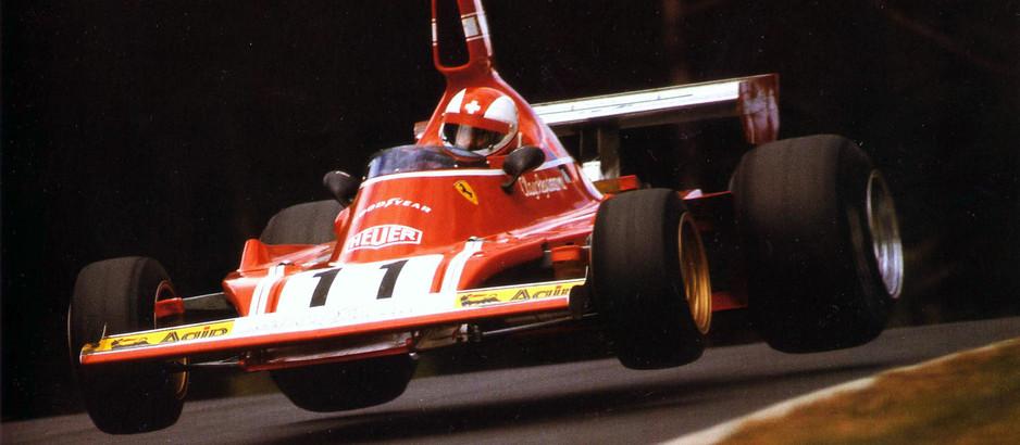 Clay Regazzoni, il viveur della Formula 1 vicecampione del mondo con la Ferrari