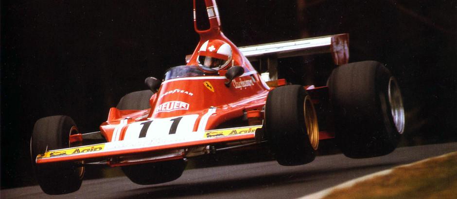 Clay Regazzoni, the Viveur of Formula 1 vice world champion with Ferrari