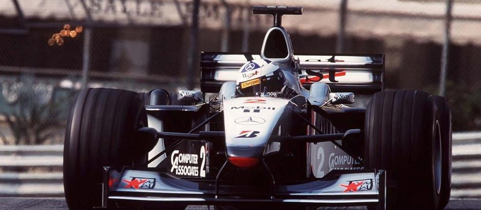 #653 GP di Monaco 2000, Schumacher è beffato da una sospensione, Coulthard vince a Monte Carlo