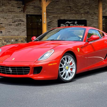 Ferrari 599 GTB Fiorano, creata per eccellere