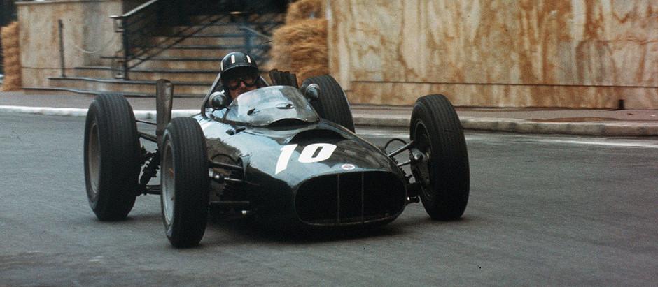 B.R.M. P57, la prima vettura iridata per la storica scuderia di Bourne