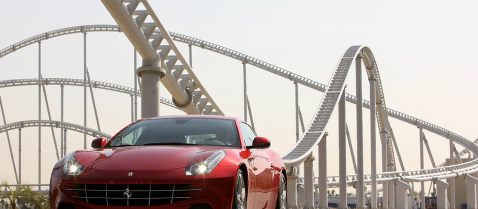 Ferrari FF, revolution to the fourth