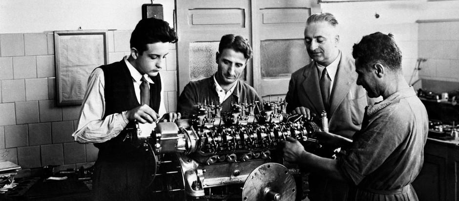 #53 GP di Francia 1956, si spegne Dino Ferrari, mentre a Reims vince Collins e Castellotti è secondo