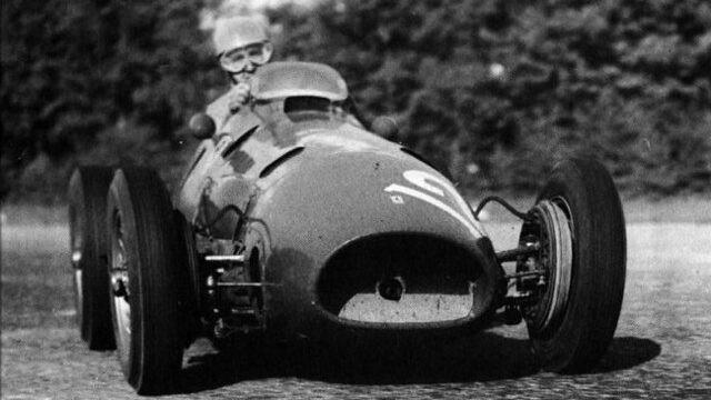 #9 1952: GP d'Italia, Ascari conclude un'annata dominata fino alla fine, ma la Maserati fa paura