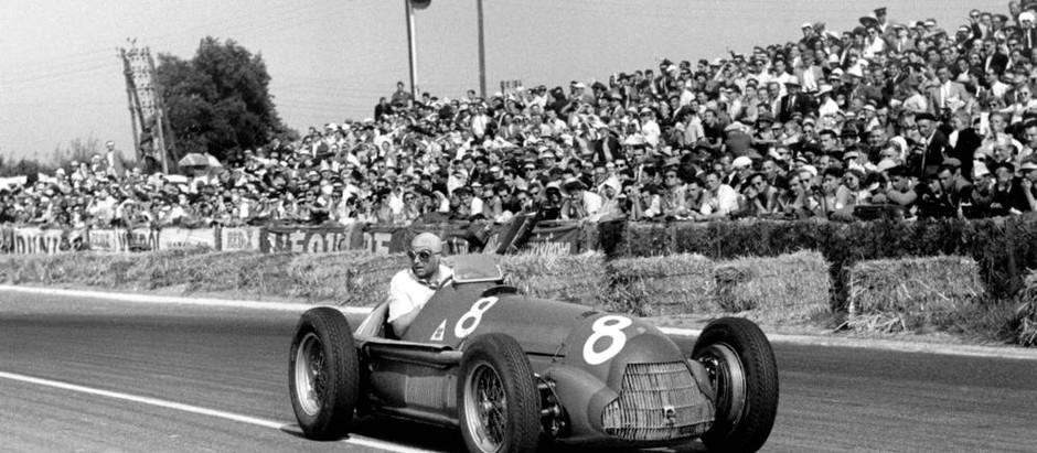 #11 GP di Francia e d'Europa 1951, vince Fangio, e scavalca Farina in testa al campionato