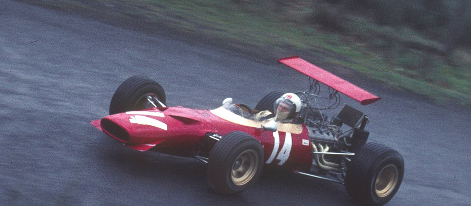 Derek Bell, Ferrari e Le Mans nel destino