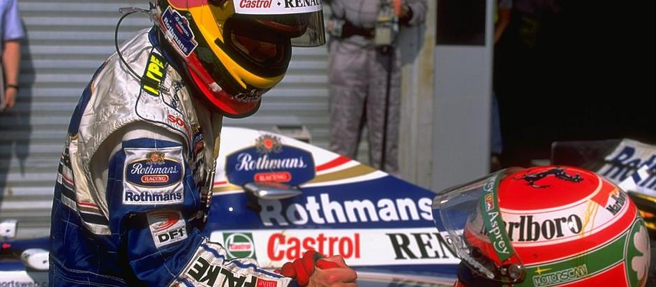 #4 1997: GP d'Argentina, Irvine ad un passo dal sogno, Villeneuve nella storia