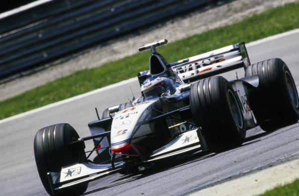 #624 GP d'Austria 1998, Schumacher vola fuori, Hakkinen torna a vincere dopo due mesi