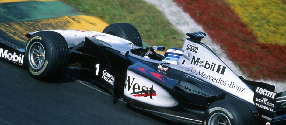 #3 1999: GP Brasile, Hakkinen torna a dominare, Schumacher limita i danni ed è secondo