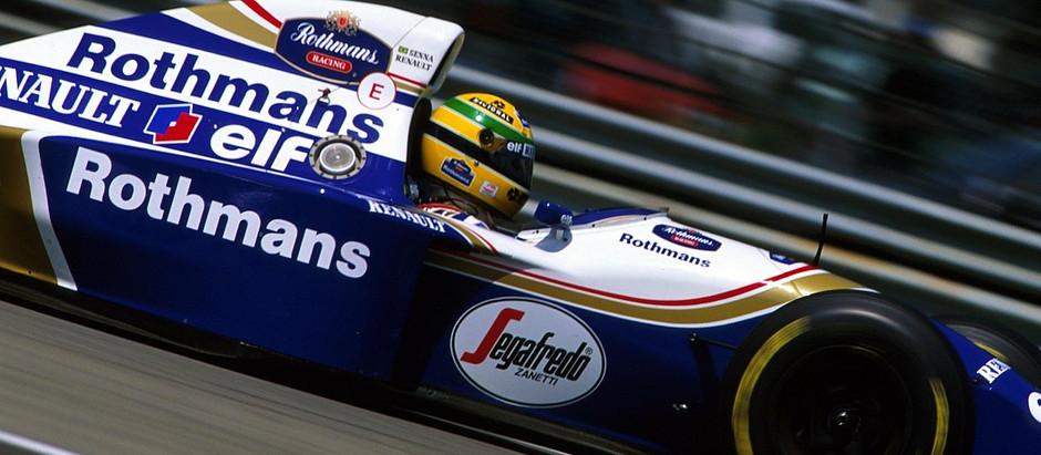 Williams FW16, bella e sfortunata