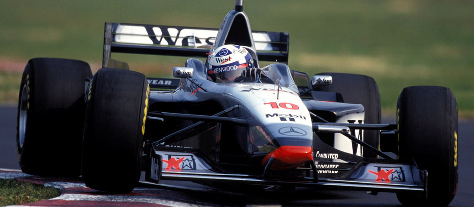 #2 1997: GP d'Australia, Coulthard vince a sorpresa, Schumacher è secondo, debacle Williams