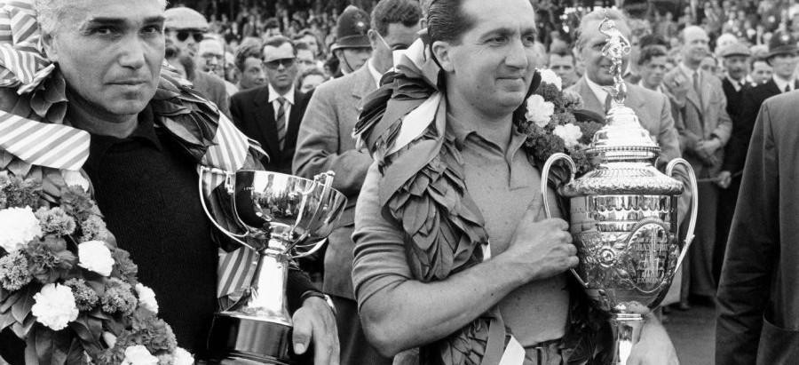 Pre-stagione 1953, Ascari bissa il successo dell'anno precedente, ed è campione