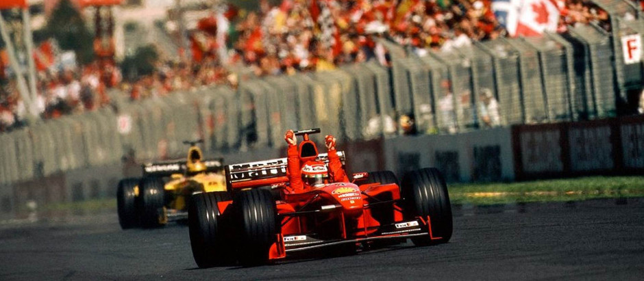 #2 1999: GP Australia, la prima vittoria di Eddie Irvine a Melbourne