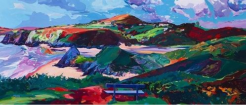 'Three Cliffs, Gower'