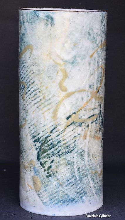 Porcelain Cylinder.