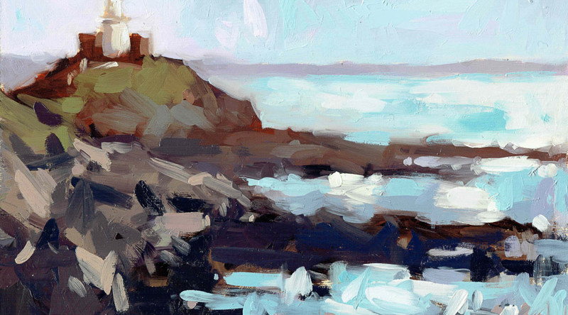 Louise CollisMumbles Lighthouse