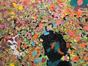 Phil_Alder_Dark_Pond_Oil_on_canvas_£500