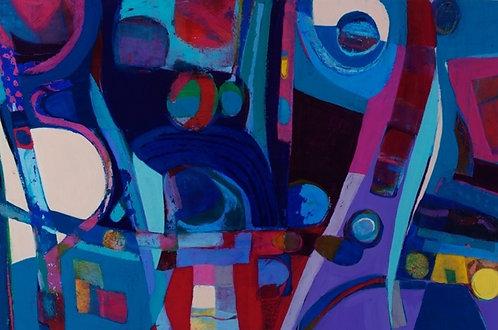 'Blue Jazz'