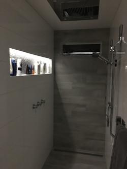 Shower Recessed Box
