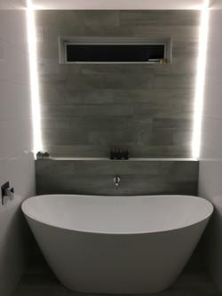 Ensuite Strip LED lighting
