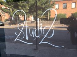 Studion 22 front door
