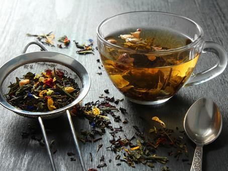 Crafting Herbal Tea Blends