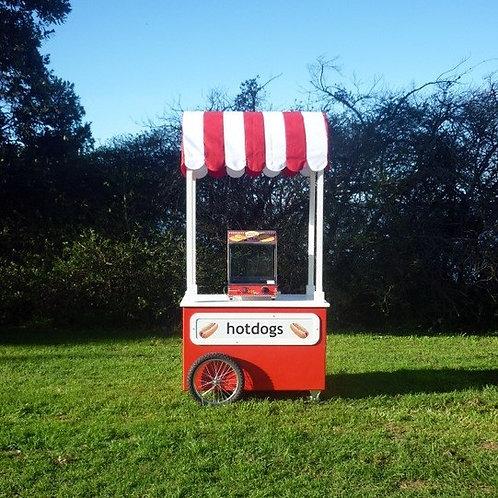 Hot Dog Cart & Machine