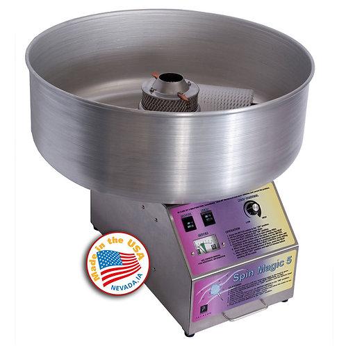 Spin Magic 5 Candy Floss Machine