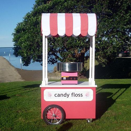 Candyfloss Cart & Machine