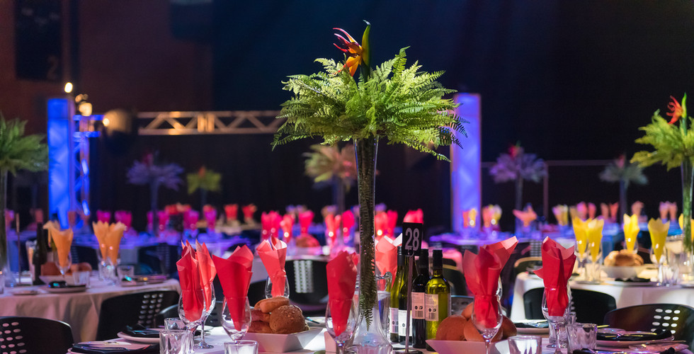 Awards Night Centrepieces