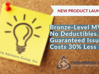 Coterie Advisors Launches a Bronze-Level Minimum Value Plan with a Unique Feature: Zero Deductibles