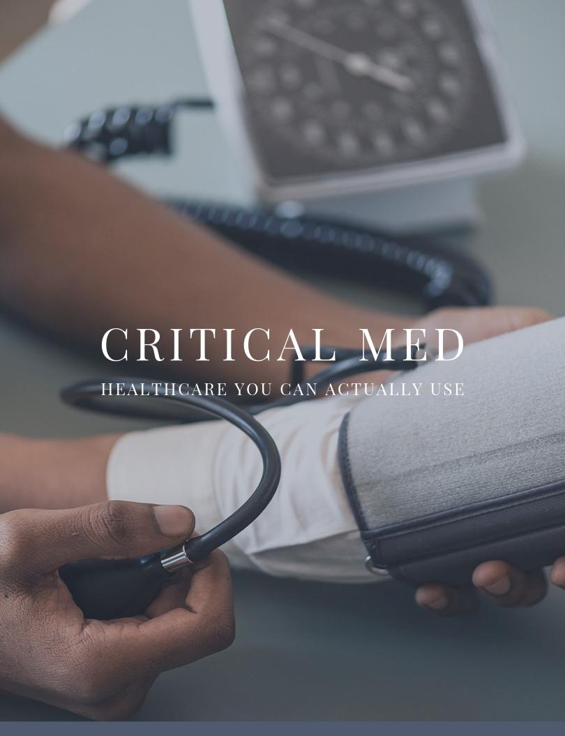 Fundamental Med Standalone Critical Med