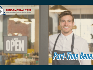 Medical Benefits for Part-time Employees?