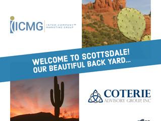 Come see us at ICMG!