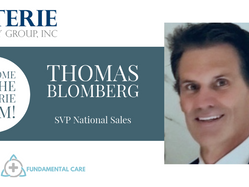 Tom Blomberg Joins Coterie Advisors Executive Sales Team