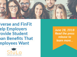Viverae and FinFit Help Employers Provide Student Loan Benefits That Employees Want