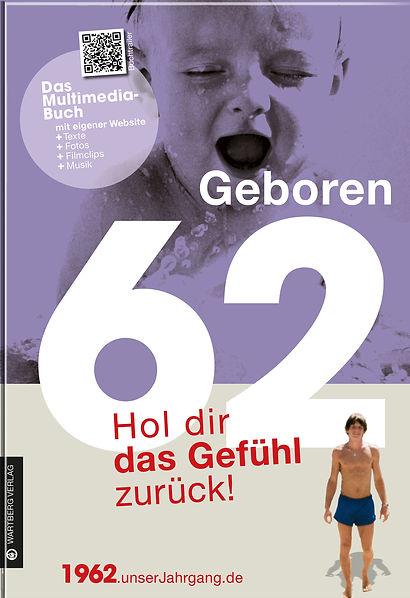 Buchgestaltung, Geboren 1962, Hol dir das Gefühl zurück!, Das Multimediale Buch, Wartberg Verlag, Werbeagentur r2 Ravenstein, Verden