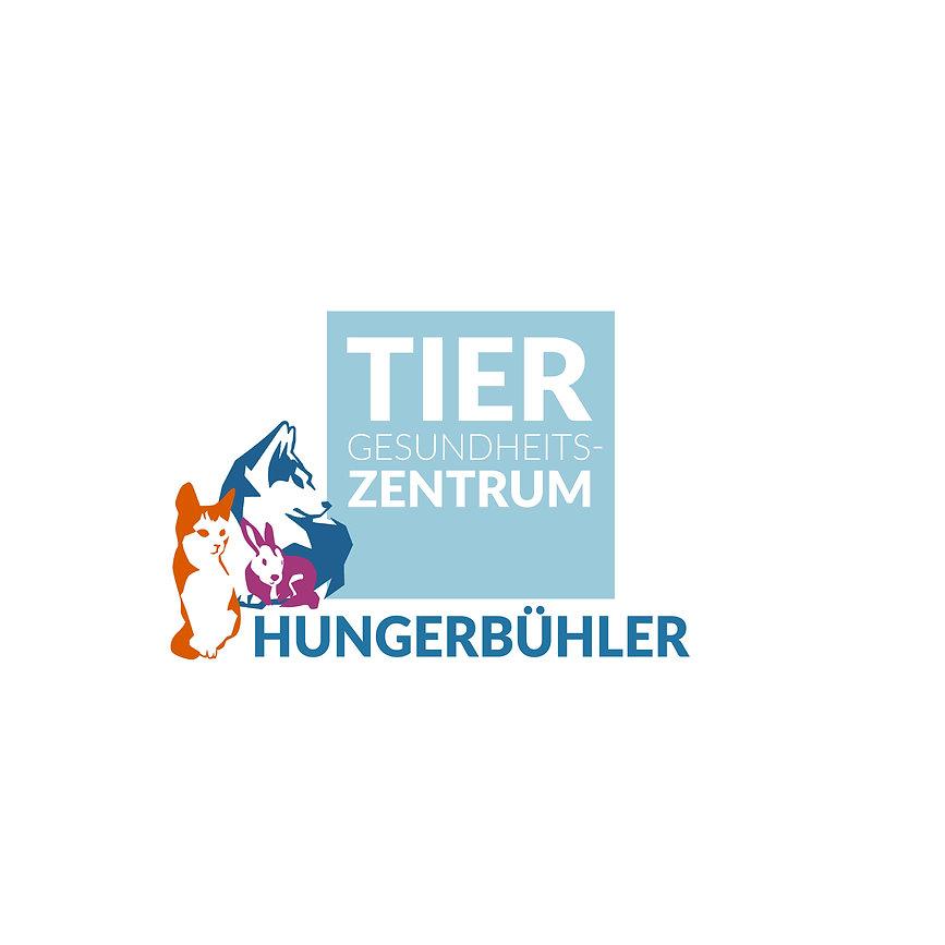 Print, Logodesign, Tiergesundheitszentrum Hungerbühler, Werbeagentur r2 Mediendesign, Verden