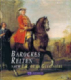 Buchgestaltung, Barockes Reiten nach F. R. de la Guériniére, Über die Ausbildung des Pferdes, Branderup-Kern, Werbeagentur r2 Ravenstein, Verden
