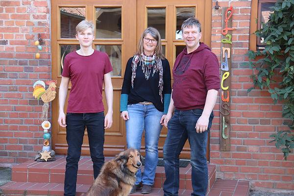 Dennhornshof Sprakensehl Familie Bührke