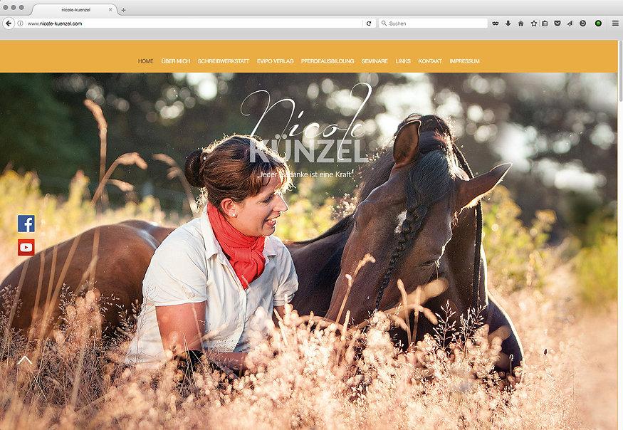 Webdesign, Nicole Künzel, Werbeagentur r2 Mediendesign, Verden