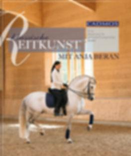 Buchgestaltung, Klassische Reitkunst, Eine Anleitung für verantwortliches Reiten, Anja Beran, Werbeagentur r2 Ravenstein, Verden
