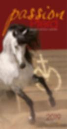 Kalender Passion Pferd 2019