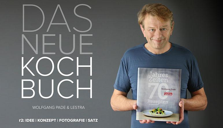 Werbung für Wolfgang Pade, Werbeagentur r2 Mediendesign, Verden