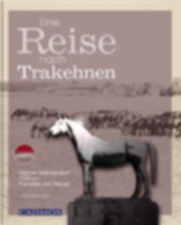 Buchgestaltung, Eine Reise nach Trakehnen, Werner Menzendorf 1938 im Paradies der Pferde, Lars Gehrmann, Werbeagentur r2 Ravenstein, Verden