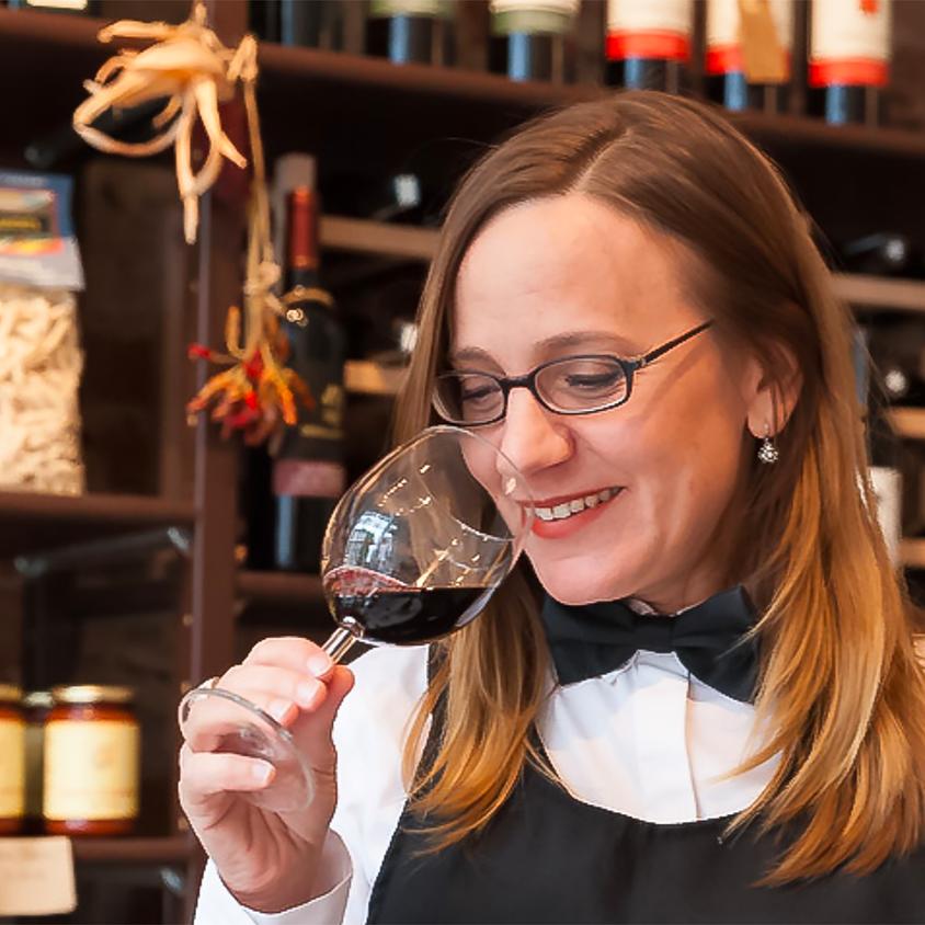 Wein-Menü-Abend Toscana mit Sara Gasparri