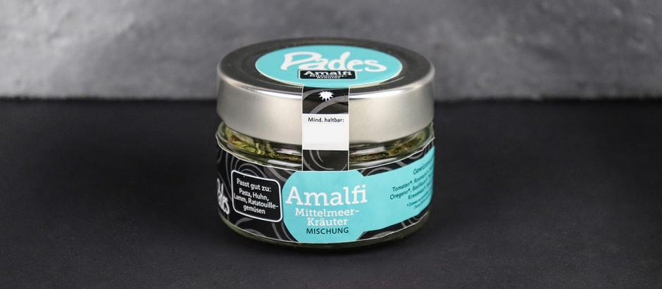 Amalfi – Mittelmeer-Kräuter Mischung