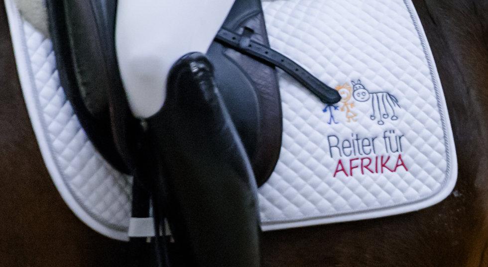 Uta Gräf, Reiter für Afrika