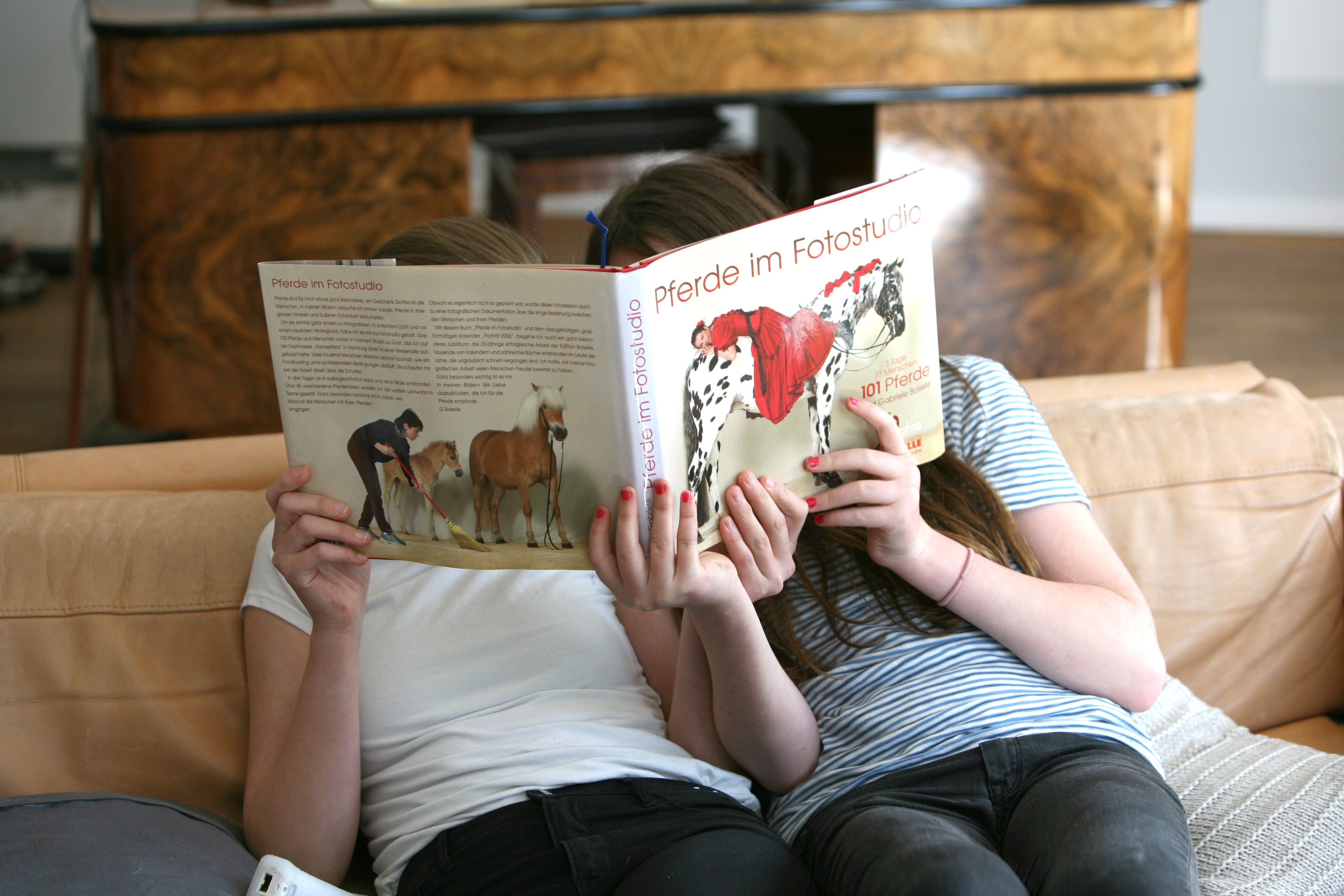 Wir lieben Bücher